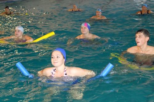 Упражнения для беременных в бассейне позволяют разгрузить нервную систему суставы сверлящая боль в плечевом суставе
